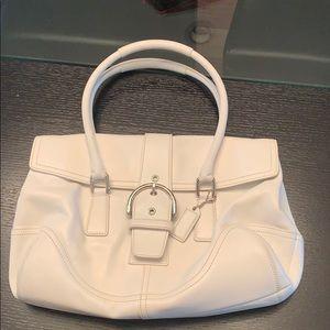 White coach purse ❤️2 for $100❤️